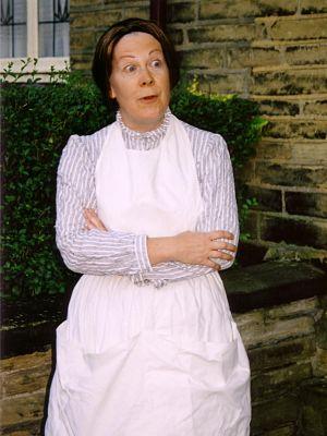 Mill Worker Sarah Ellen