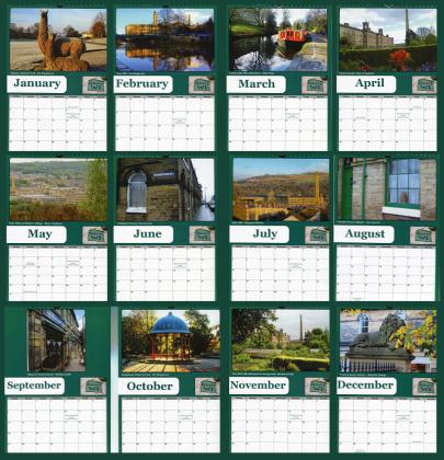 Saltaire WI Calendar