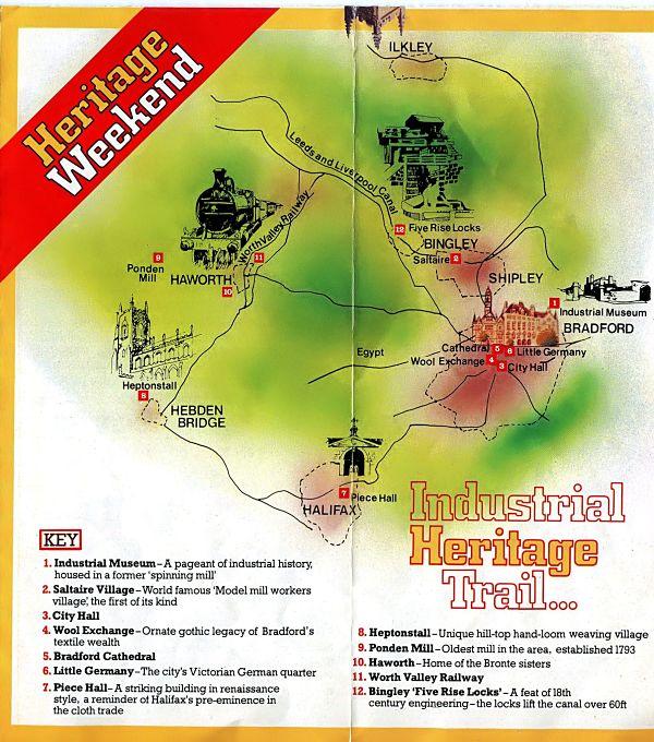 Industrial Heritage Holidays 1980